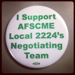Support Local 2224 Negotiating Team