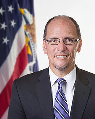 Statement by US Secretary of Labor Thomas E. Perez
